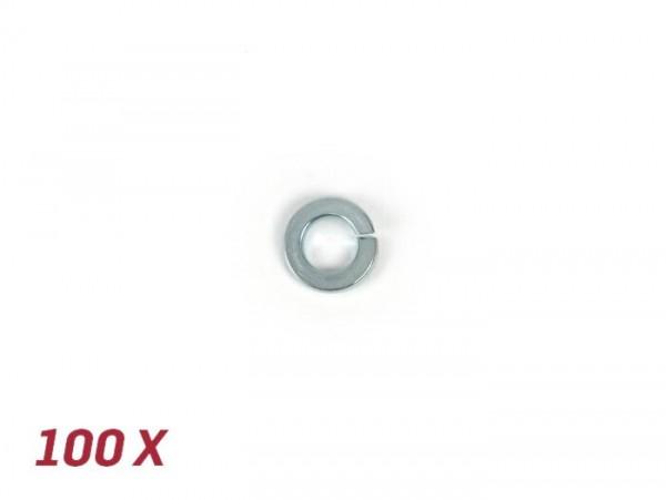 Sprengring -DIN 127 Edelstahl- 100 Stück - M7