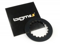 Clutch steel plate -BGM PRO Cosa2- Vespa Cosa2, PX (1995-), position 1 (inner plate)- 2.0mm - (discs needed: 1 pc)