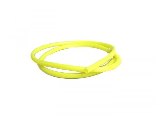 Fuel hose -OEM QUALITY- Ø inner = 5mm, Ø outer = 8mm, l= 1000mm - yellow