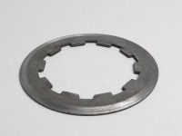 Clutch top plate -SIL- Lambretta LI, LI S, SX. TV (series 2-3), DL/GP - 3.00mm