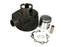 Cylinder -OEM QUALITY 166 cc (Ø61mm) 3 Ports- Vespa PX125, PX150, GTR125 (VNL2T), TS125 (VNL3T), Sprint150 Veloce (VLB1T 0166001-)