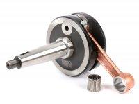 Crankshaft -TAMENI RACING 60mm stroke, 116mm conrod- Lambretta DL/GP