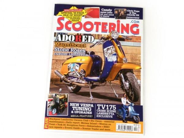 Scootering - (364) Oktober 2016