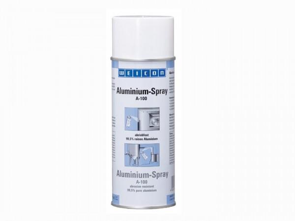 Aluminiumspray -WEICON Aluminium-Spray- 400ml