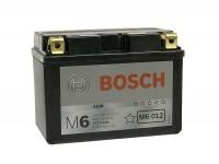 Batterie -Wartungsfrei BOSCH YTZ12S- 12V 9Ah - 150x87x110mm (inkl. Säurepack)