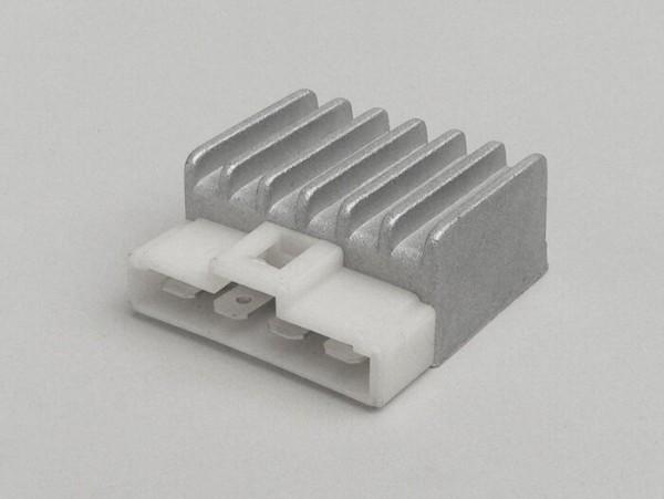 Spannungsregler -OEM QUALITÄT- 4-Pin- Minarelli 50 ccm (bis Bj. 2003), Morini 50 ccm (Typ AH)