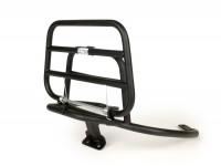 Rear rack, fold down -FA ITALIA- Vespa GT, GTL, GTV, GTS, GTS Super, GT60 - 125-200-250-300cc - matt black