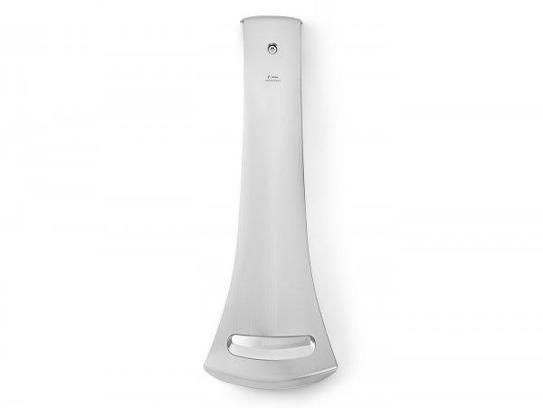 Horn cover, silver -RIZOMA- Vespa GTS Super HPE 300 (ZAPMD3100, ZAPMD3101, ZAPMD3102)
