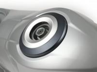 Transmission cover cap -BIKERS, grey- Vespa 946 3V (ZAPM80100, ZAPM80101, ZAPMA7100), Vespa LT 125 3V (RP8M66503, RP8M66603), Vespa LX 125 3V (ZAPM68300), Vespa LX 150 3V (ZAPM68400), Vespa Primavera 125 3V (RP8M82100, RP8M82310, RP8M82821, ZAPM81100