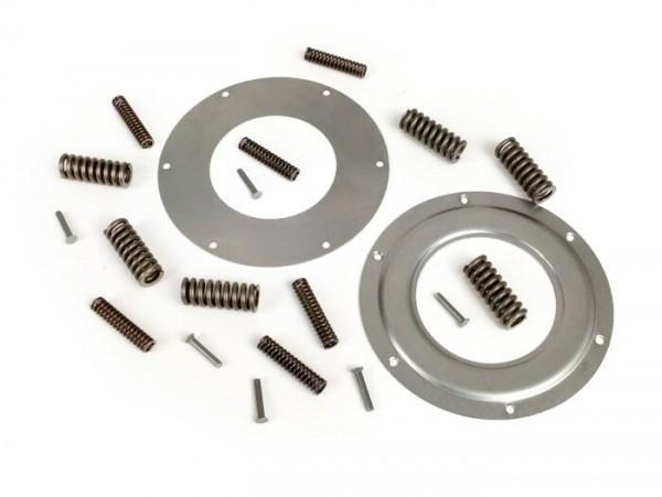 Primary gear repair kit -BGM ORIGINAL 12 springs (reinforced+)- Vespa Largeframe PX80, PX125, PX150, PX200, Cosa, T5 125cc,  Sprint, GS160 / GS4, SS180, VNC (11001-), GT125, GTR125, TS125, GL150, VBC