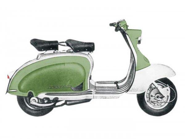 Lambretta (Innocenti) LI 125 (Serie 1)
