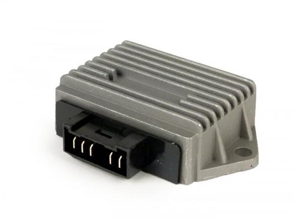Regulador de tensión -OEM QUALITÄT- 5-Pin- Minarelli 125-150 ccm (hasta el año 2001)