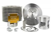 Zylinder -PINASCO 213cc, Hub=57mm, b=Ø69mm- Vespa Rally180 (VSD1T)
