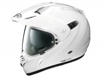 Helmet -X-LITE X-551 Start (N-Com)- white - XL (61-62 cm)