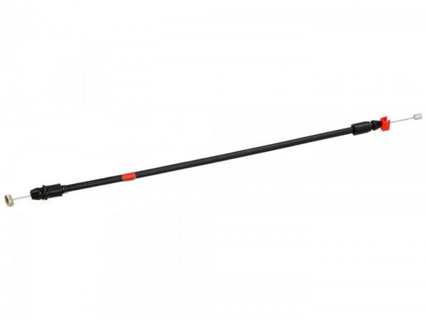 Cable (short) for seat lock -PIAGGIO- Vespa GT 250 (ZAPM45102), Vespa GT L 125 (ZAPM31100, ZAPM31101), Vespa GT L 200 (ZAPM31200), Vespa GTS 125 (ZAPM31300, ZAPMA3100, ZAPMA3200, ZAPMA3700), Vespa GTS 150 (ZAPMA3200, ZAPMA3100), Vespa GTS 250 (ZAPM45
