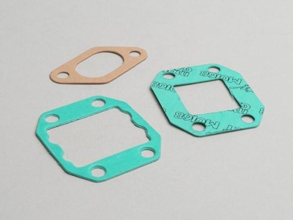 Dichtsatz Membranansaugstutzen -POLINI- Vespa V50, PV125, ET3, PK50, PK80, PK125 S
