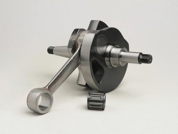 Cigüeñal -MAZZUCCHELLI Racing (válvula rotativa)- Vespa PX125, PX150