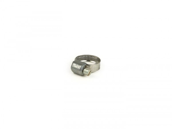 Abrazadera -MiniFlex- ancho de cinta=5mm - Ø=9-16mm