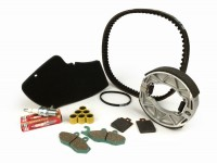 Inspektionskit -PIAGGIO- Gilera Runner FX 125 ccm (ZAPM07) - HengTong Bremsanlage
