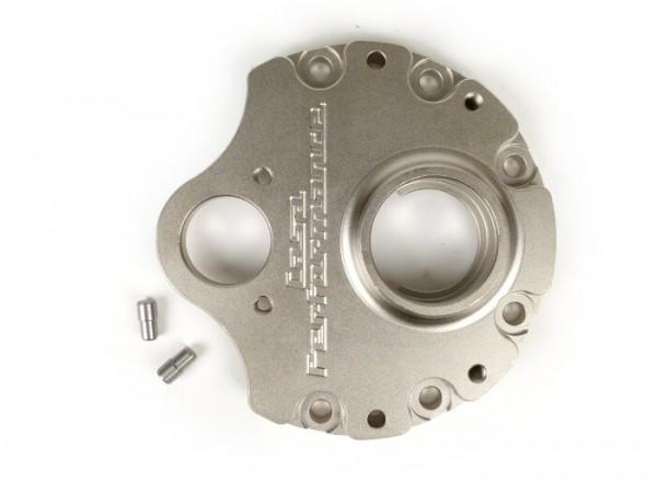Getriebeabdeckplatte verstärkt -CASA PERFORMANCE- Version 2018 Lambretta DL, GP