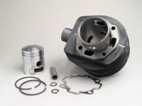 Cylinder -OEM QUALITY 150 cc 3 Ports- Vespa PX125, PX150, Cosa125, Cosa150, GTR125, TS125, Sprint Veloce (VLB1T 0150001-), LML Star 125/150, Stella 125/150