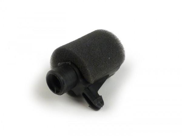 Luftfilter Sekundärluft Gehäuse (Ansteckfilter aussen) -PIAGGIO- Anschluss aussen Ø13mm - Vespa PX2011