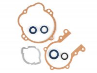 Engine gasket sets, oil seal set incl. -CIF- Piaggio Ciao, Bravo, SI - vehicles without variomatic