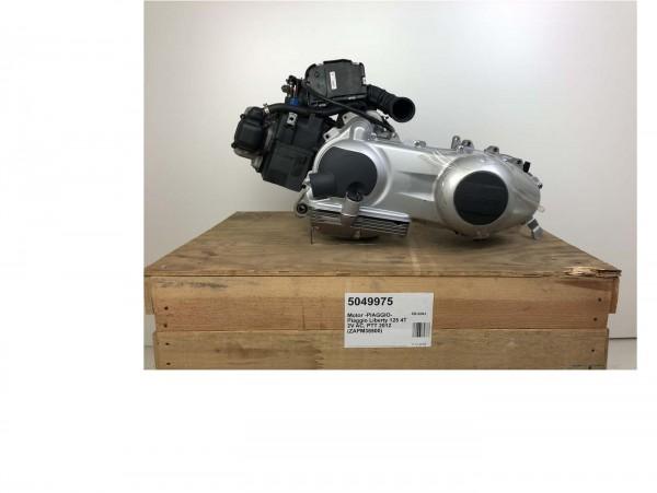Engine -PIAGGIO- Piaggio Liberty 125 4-stroke 2V AC, PTT 2012 (ZAPM38900)