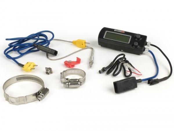Medidor de temperatura del gas de escape (EGT) -STAGE 6- universal (100mm x 40mm x 15mm)