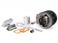 Cylinder -GRAN TURISMO GT200 Kit, incl. intake manifold and reed valve- Lambretta TV 200, SX 200, DL 200, GP 200