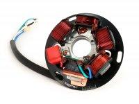 Ignition -BGM PRO stator HP V2.5 silicone- Vespa PX EFL - 5 wires