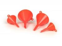 Funnel Set 4 pezzi -QUALITÀ OEM- Ø 50 - 75 - 100 - 120 mm