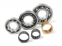 Ball bearing set for engine -LAMBRETTA XS- DL, GP