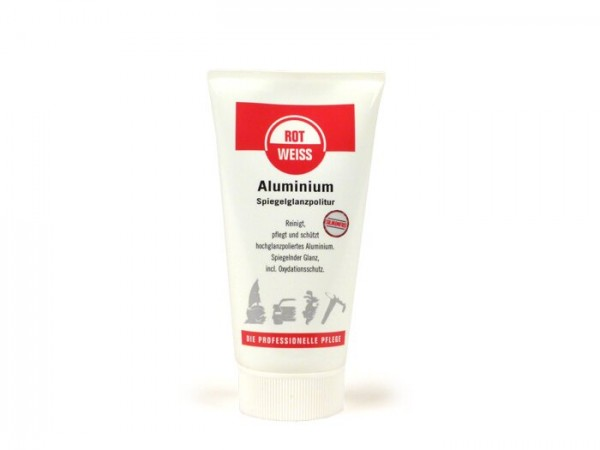 Aluminium polish-ROTWEISS- 150ml