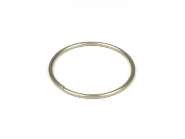 Circlip for rubber cap sidepanel lever springs -LAMBRETTA- Lambretta LC, LD, LI (Series 1-2), TV (Series 1-2) - stainless steel