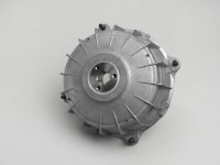 Rear brake hub -FA ITALIA- Lambretta LI (series 3), LIS, SX, TV (series 3), DL, GP - unpainted