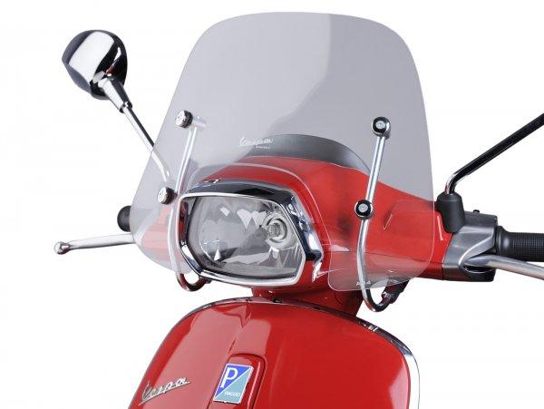 """Windschutzscheibe -PIAGGIO """"Cruiser"""", getönt- Vespa Sprint 50, Vespa Sprint 125, Vespa Sprint 150"""