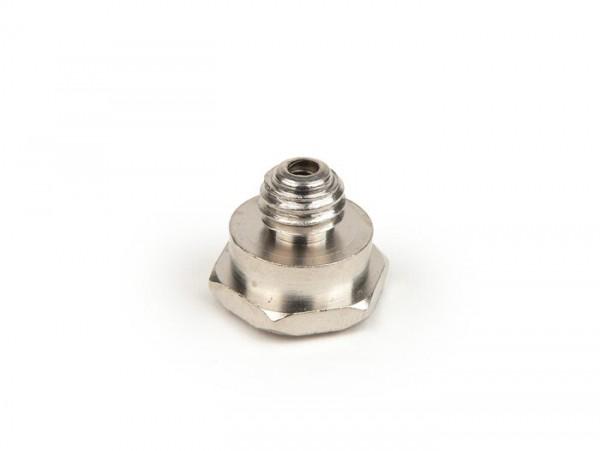 Schmiernippel -TECALEMIT ähnl. DIN3404- M8 - Schlüsselweite 14mm