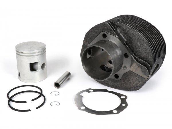 Zylinder -BGM ORIGINAL 200 ccm 12PS- Vespa Rally 200 (VSE1T), P200E (VSX1T), PX200, PX200E, PX200E Elestart, PX200E GS, Cosa 200 (VDR1T, VSR1T), Motovespa 200DS, 200DN, TX200, 200 Iris, CLX200 Cosa
