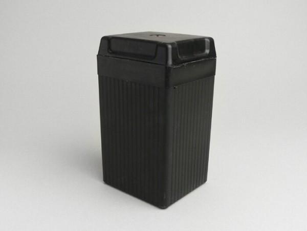 Battery -B49-6- 6V 10Ah - 165x83x93mm -Vespa VL2T, GS160 / GS4 (VSB1T), SS180 (VSC1T), Rally180 (VSD1T), Rally200 (VSE1T), Vespa Sprint150 (VLB1T) - lead battery