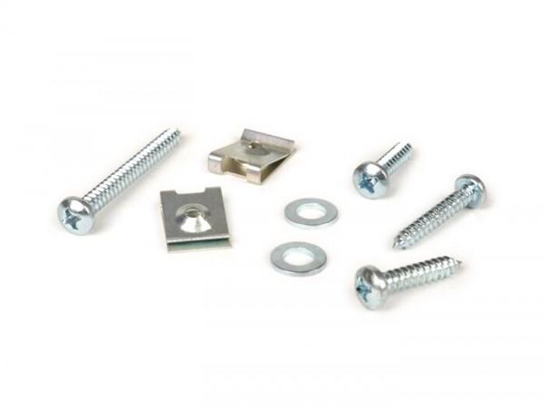 Screw set for toolbox -VESPA- Vespa PK S