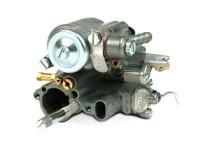 Carburateur -DELLORTO / SPACO SI20/20D- Vespa PX150 Euro2 (1999-2008, type avec catalyseur/pompe à huile) - COD 591