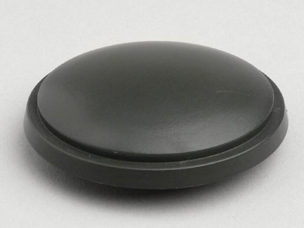 Cover for wheel nut / brake drum Ø=39mm -PIAGGIO- Vespa PK S, PK XL, PK XL2 - grey