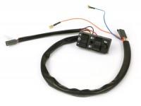 Interruttore luci -GRABOR- Vespa T5 125cc - 3 cavi (CA, modelli senza batteria, contatto normalmente chiuso (NC))