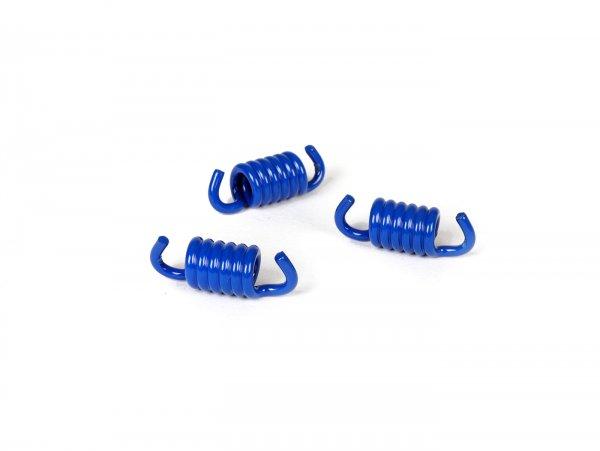 Kupplungsfedern superverstärkt -MALOSSI- für Malossi Delta/Fly Clutch Ø=2,1mm blau
