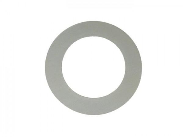 Abdeckscheibe Filzring Kickstarter -OEM QUALITÄT- Vespa Wideframe V1-V15, V30-V33, VU, VN, VM, VB, VL, GS150 / GS3 - Aluminium