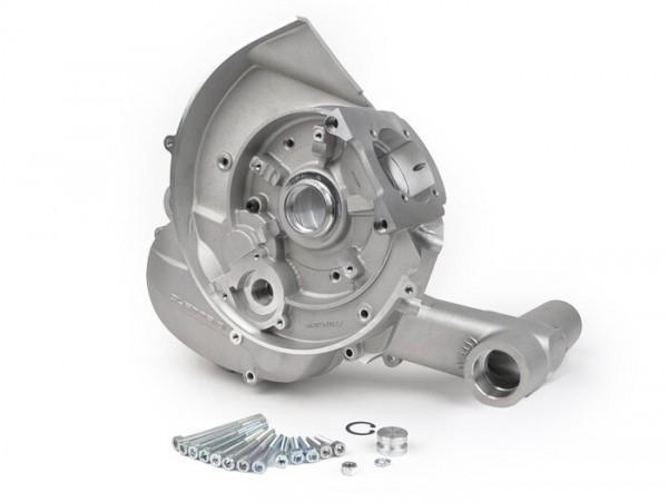Carcasa de motor -QUATTRINI C1- Vespa V50, V90, SS50, SS90, V50 SR, PV125, ET3, PK50 S/XL, PK50 S/XL, PK80 S/XL, PK125 S/XL, PK125 ETS