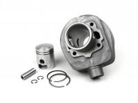 Zylinder -OEM QUALITÄT, 125 ccm 2 Kanal- Vespa GT125 (VNL2T), GL125