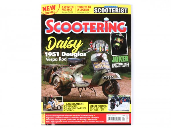 Revista Scootering - (408) junio 2020
