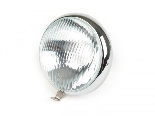 Scheinwerfer -SIEM, Ø=105/115mm (Glas/außen)- Vespa VN1, VN2